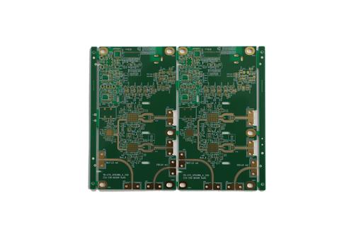 5G升降频控制器板